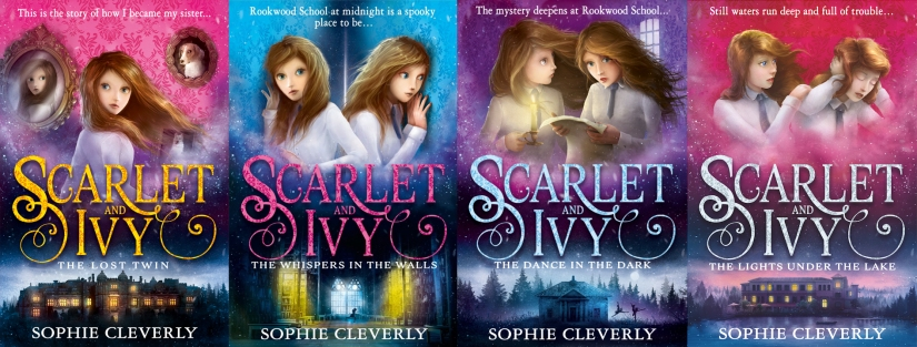 Image result for scarlet and ivy series