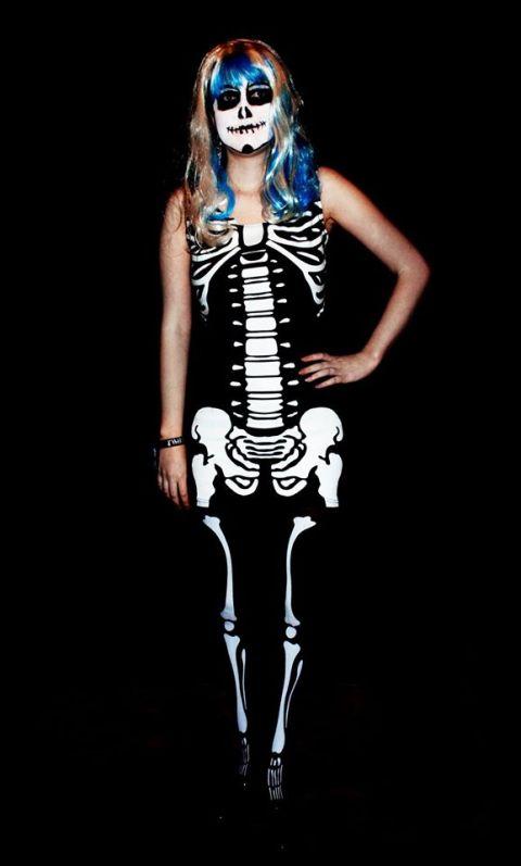 me skeleton
